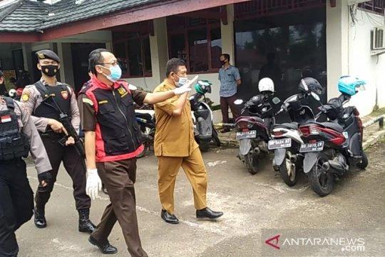 Kejati Bengkulu menggeledah kantor Dinas PUPR provinsi