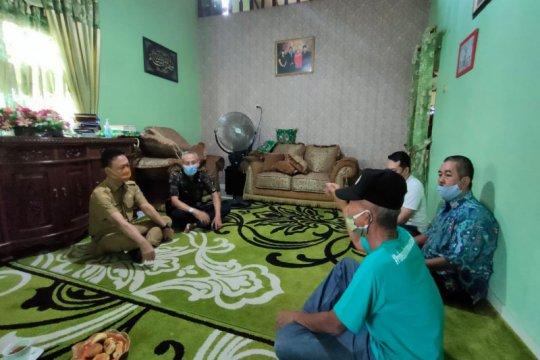 Wako Pontianak kunjungi keluarga korban Sriwijaya Air