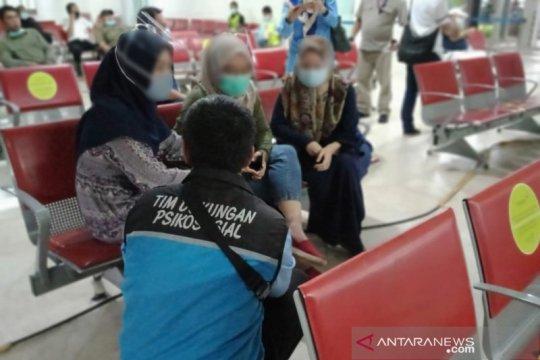 Kemensos beri layanan psikososial bagi keluarga korban Sriwijaya Air