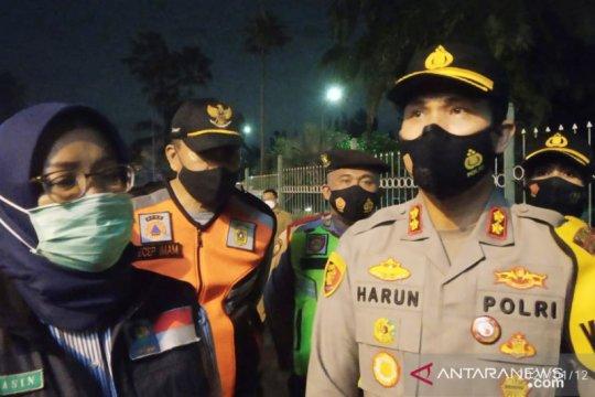 Polres Bogor tentukan 83 checkpoint kawal PPKM