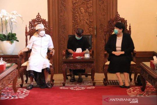 Gubernur Bali ingin tingkatkan kerja sama dengan Jepang