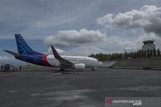 Kemenhub pastikan pesawat Sriwijaya Air SJ 182 laik terbang