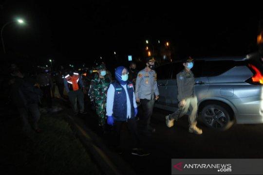 Bupati-Forkopimda Bogor patroli malam pantau kepatuhan PPKM