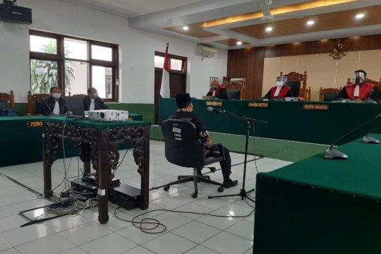 Gelar konser dangdut, Wakil Ketua DPRD Tegal divonis enam bulan