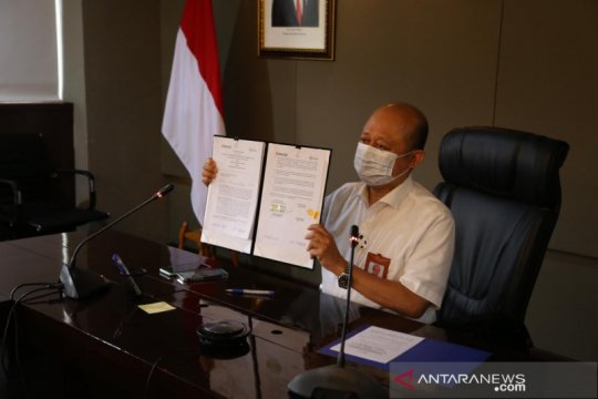 "Serap panen program ""agro solution"", Pupuk Indonesia gandeng Bulog"