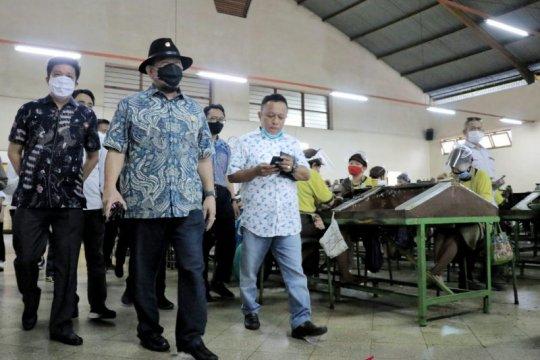 Ketua DPD sebut inovasi wisata kuliner Bandung bisa ditiru daerah lain