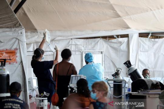 WHO: Kematian mingguan COVID-19 di Afrika naik 43 persen