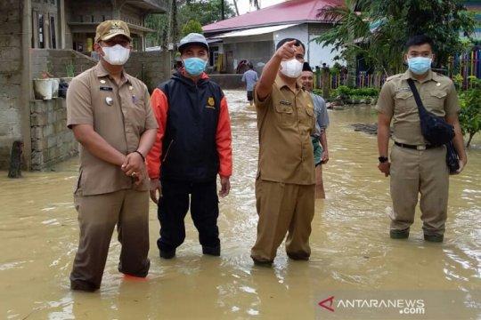 1.554 jiwa terdampak banjir Solok Selatan