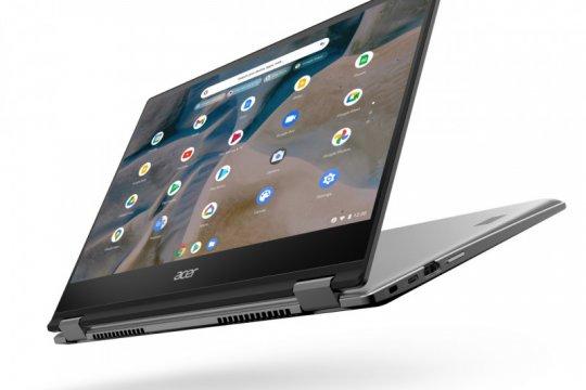 Acer luncurkan laptop berbasis Chromebook di Indonesia