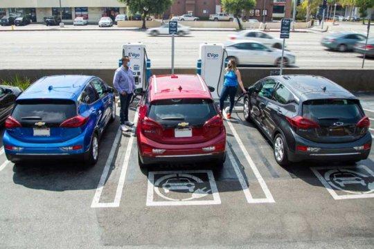 GM raih penjualan kuartal empat selevel prapandemi