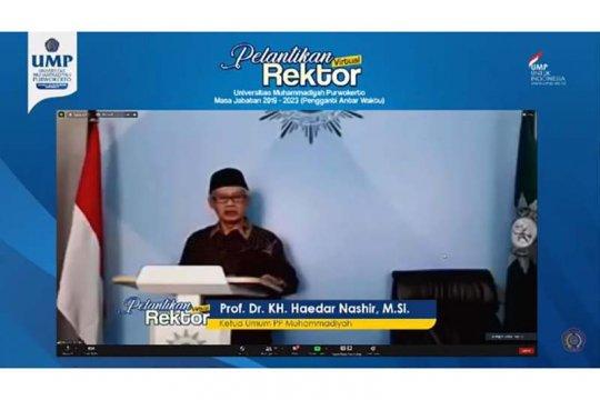 Ketum PP Muhammadiyah harapkan UMP menjadi kampus berkemajuan