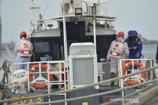 Relawan PMI Kota Tangerang ikut bantu pencarian di Kepulauan Seribu