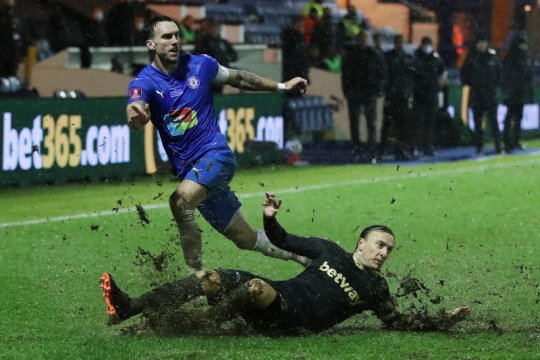West Ham kalahkan Stockport 1-0 untuk tiket ke babak keempat Piala FA