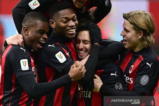 Milan singkirkan Torino dari Piala Italia melalui adu penalti