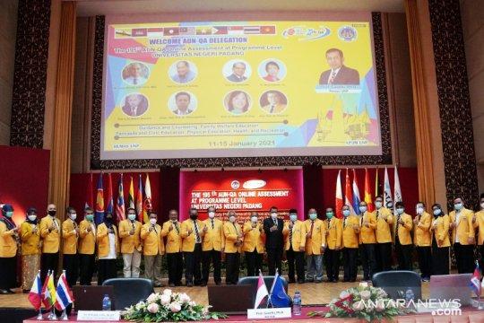 Empat prodi UNP kembali divisitasi lembaga internasional