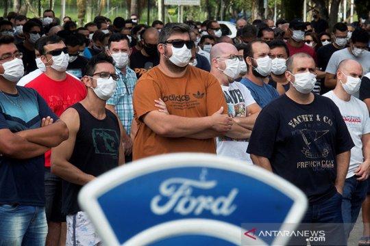 Alasan Ford tutup tiga pabrik mereka di Brasil