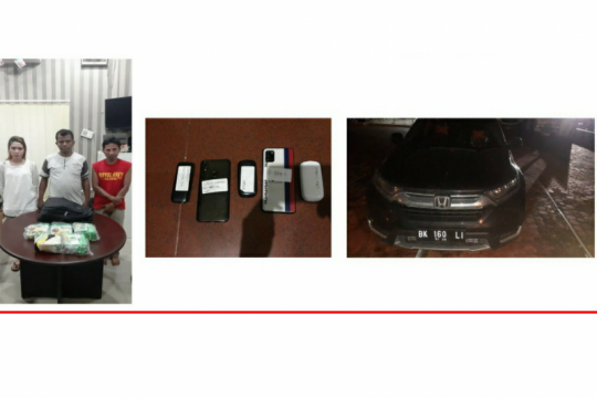 Polda Sumut tangkap pemilik 5 kg sabu-sabu di Labuhanbatu Selatan