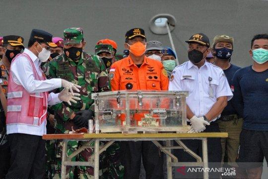 Menhub: Hasil investigasi SJ 182 akan jadi dasar kebijakan keselamatan