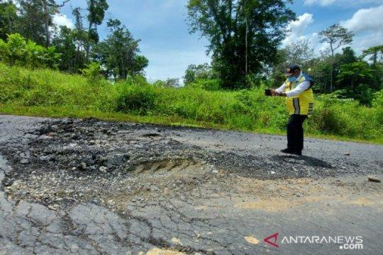Wamen PUPR sidak pembangunan jalan transPapua ruas Jayapura-Wamena