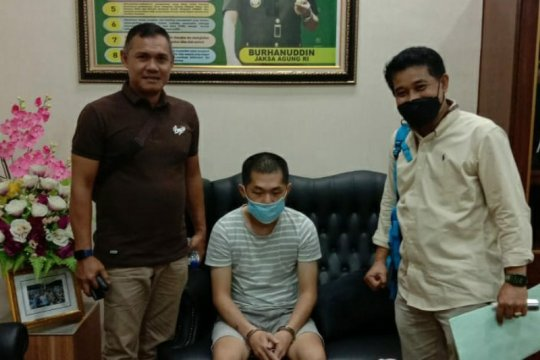 Kejati Sumut tangkap buronan kasus perdagangan orang