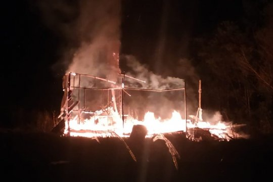 Polres Mamberamo Tengah kejar pelaku pembakaran posyandu di Desa Taria