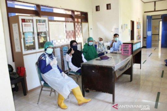Kapasitas ruang perawatan COVID-19 RSDK Makassar penuh