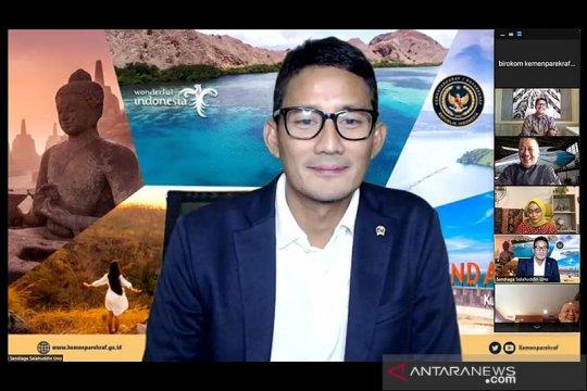 INACA-Kemenparekraf kolaborasi majukan pariwisata Indonesia