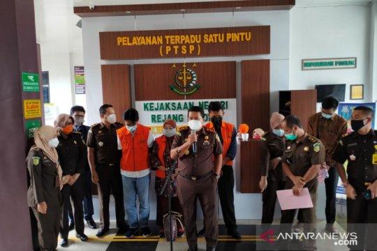 Tiga tersangka korupsi pembangunan gedung IAIN Curup ditahan
