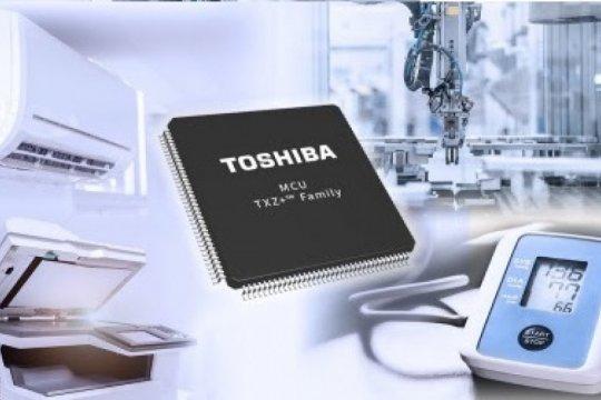 Toshiba perkenalkan 5 grup mikrokontroler kelas lanjutan keluarga TXZ+