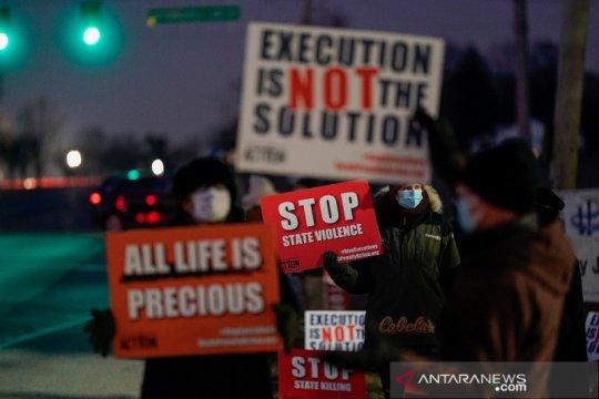 Pemerintah AS eksekusi narapidana perempuan pertama dalam 70 tahun