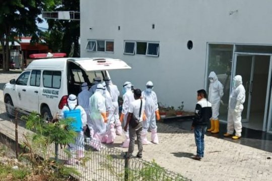 Pasien COVID-19 meninggal di NTT mencapai 73 orang