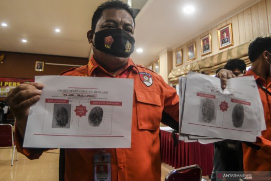 RS Polri terima 310 kantong jenazah korban pesawat Sriwijaya Air