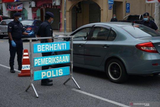 Malaysia laporkan 15 meninggal karena COVID-19