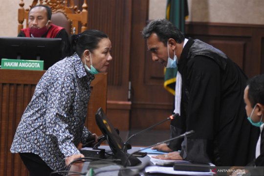 Maria Lumowa didakwa rugikan negara Rp1,2 triliun