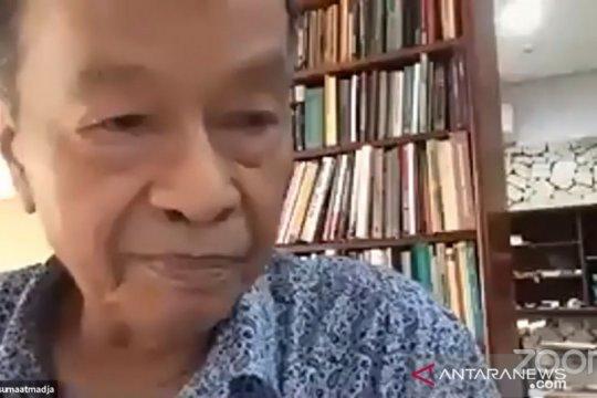 Sarwono Kusumaatmadja sebut pentingnya ekonomi berwawasan lingkungan