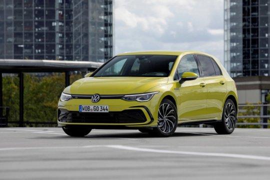 """VW """"recall"""" 56.000 model Golf akibat perangkat lunak"""