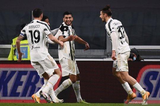 Juve perlu perpanjangan waktu untuk singkirkan Genoa dari Piala Italia