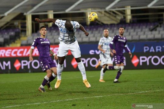 Inter depak Fiorentina dari Piala Italia