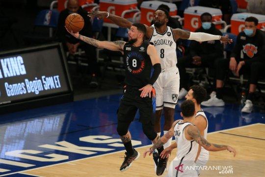 NBA: New York Knicks vs Brooklyn Nets