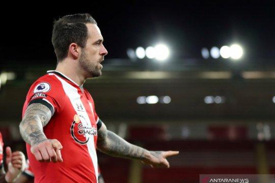 Penyerang Southampton Danny Ings positif terinfeksi COVID-19