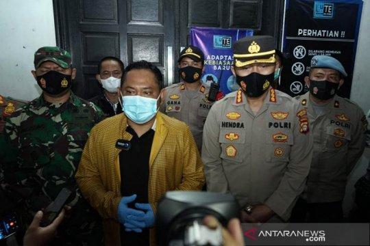 Satgas Bekasi tutup 18 THM dalam satu malam