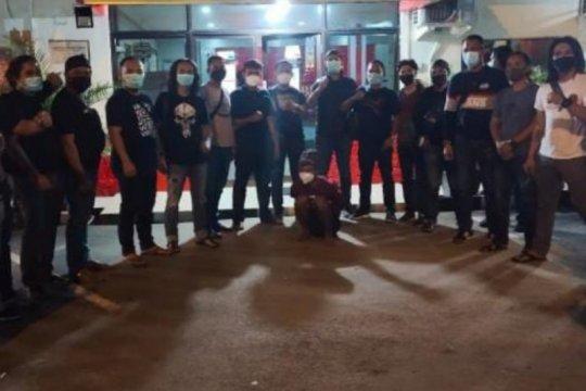 Polisi tangkap terduga pelaku bunuh seorang wanita di Tanjungpinang