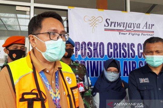 Bandara Supadio siap sambut jenazah korban Sriwijaya Air