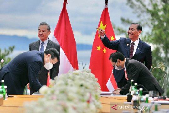 RI-China tingkatkan kerja sama dari kawasan industri hingga kesehatan