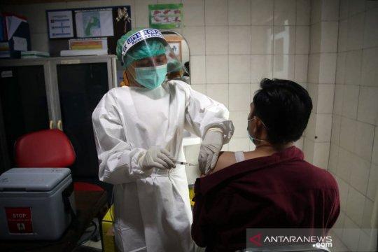 Polrestro Jakarta Utara tugaskan delapan nakes jadi vaksinator