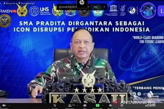 Kepala Staf TNI AU: TNI AU siap cetak SDM unggul