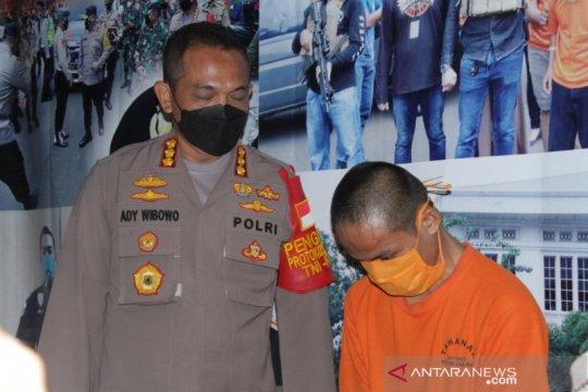 Pelaku rudapaksa terhadap anak keterbelakangan mental diringkus polisi