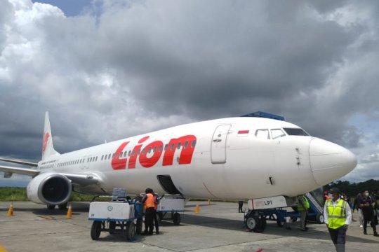 Lion Air buka rute Timika-Manado, dorong ekspor perikanan Mimika