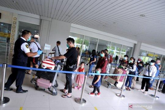 Liburan akhir tahun, Bandara Ngurah Rai layani 295 ribu penumpang