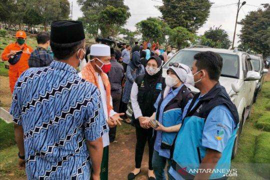 Tim Kemensos dampingi keluarga korban pesawat Sriwijaya hingga tuntas